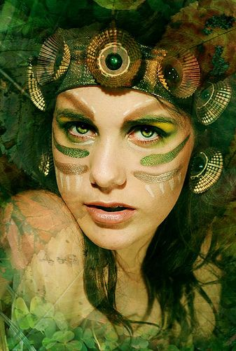 27 Best Images About Lost Jungle Makeup On Pinterest | Eyes Catwoman Makeup And Fashion Beauty