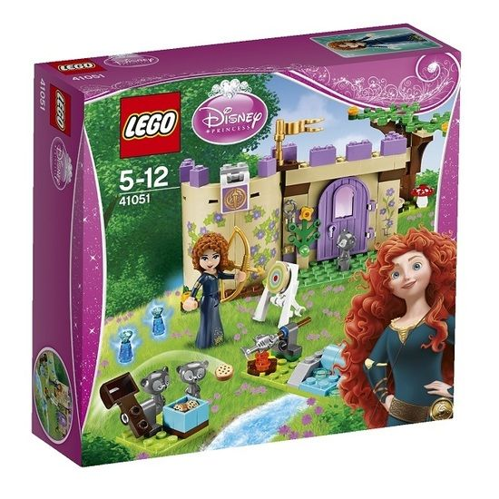 LEGO Disney Princess 41051 Merida's Highland Games $35