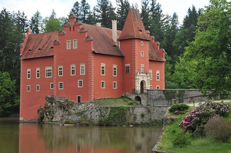 Castelul Červená Lhota  Holiday Report - www.amalgamproject.ro