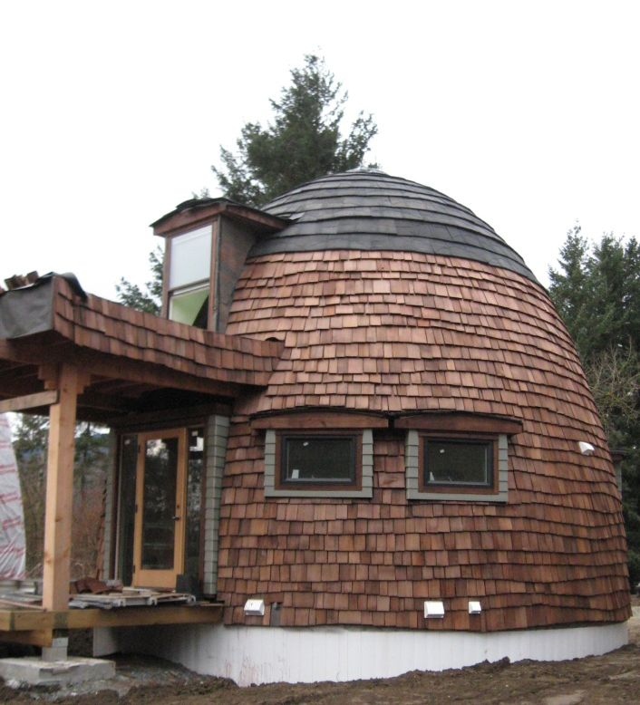 Construction Concrete Dome Home: 1000+ Images About Dome Homes On Pinterest