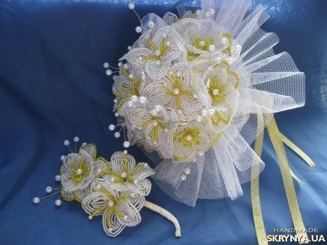 «Свадебный букет»