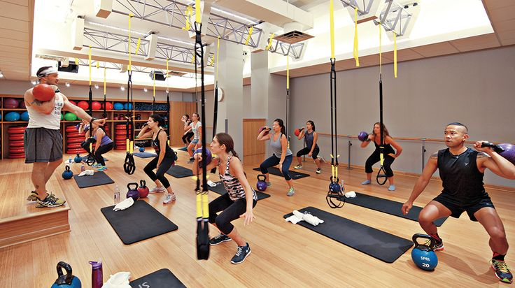 The best gyms and health clubs in New York Best gym, Fun