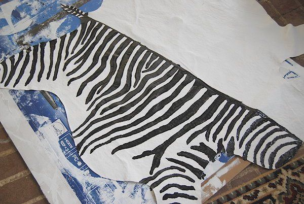 1000 ideas about animal skin rug on pinterest cow skin - Faux animal skin rugs ...