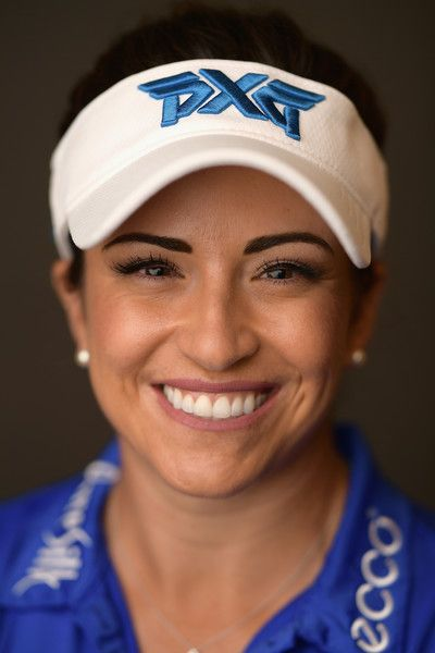 Gerina Piller Photos Photos - Gerina Piller of the United States poses for a portrait at the Park Hyatt Aviara Resort on March 22, 2017 in Carlsbad, California. - Kia Classic - Player Portraits