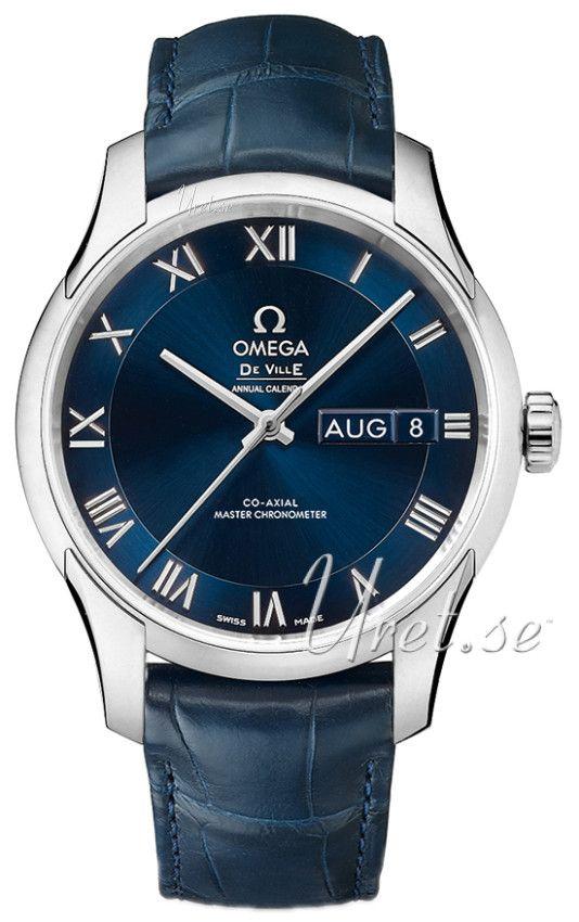 Omega De Ville Hour Vision Co-Axial Master Chronometer Annual Ca kello…