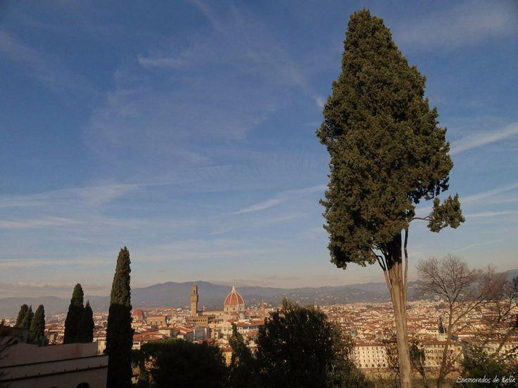 Firenze vista da Villa Bardini