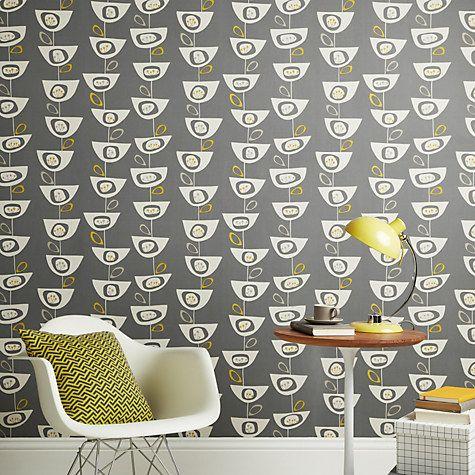 Buy John Lewis Seedheads Wallpaper Online at johnlewis.com