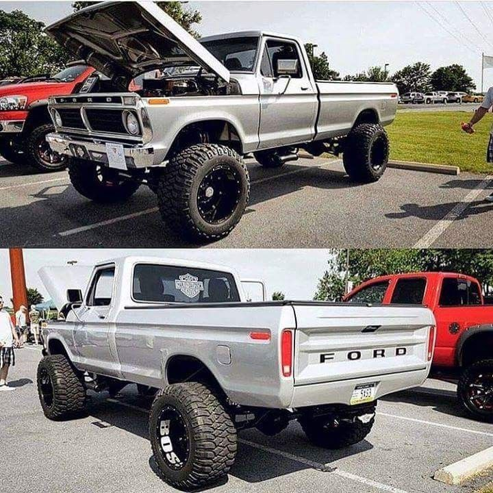 523 best Classic trucks images on Pinterest | Ford 4x4, Ford ...