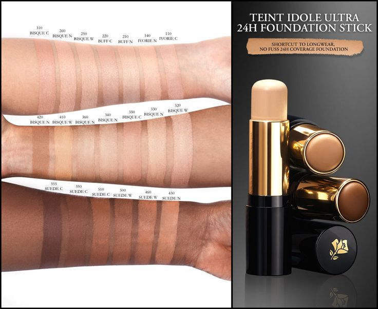 I love this look from @Sephora's #TheBeautyBoard http://gallery.sephora.com/photo/teint-idole-ultra-stick-swatches-58247