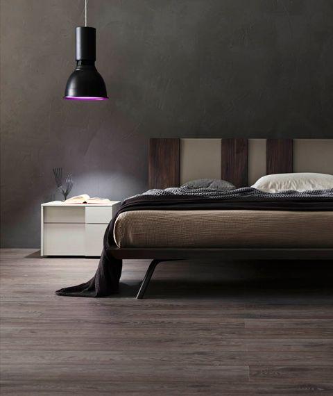 Świetlana perspektywa   #sleep #sweet #dreams #modern #bedroom #internoitaliano