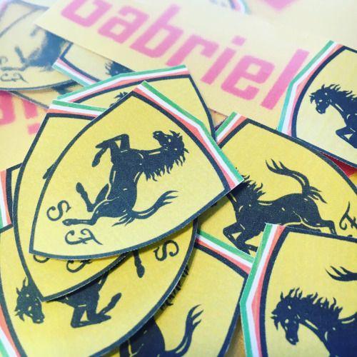 Ferrari kit party