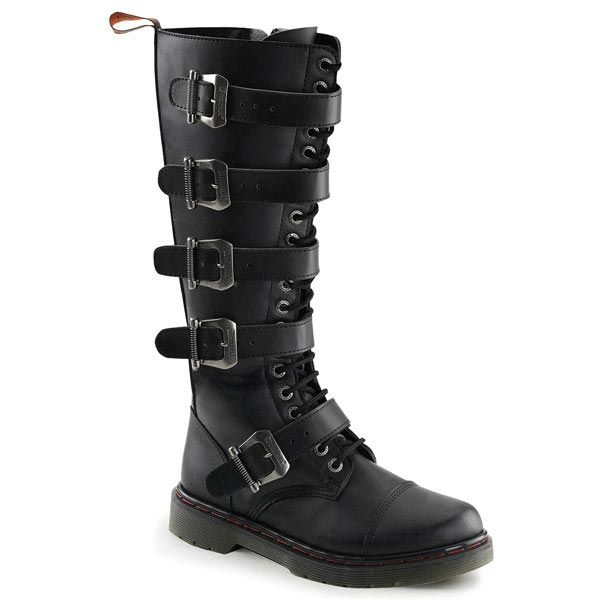 DISORDER-420 20 Boot Eyelet 5 Buckle - Combat Boots for Men and Women