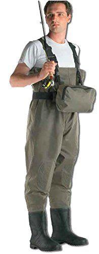 Cormoran Wathose Gr.43 Nylon mit Brusttasche 100% Wasserdicht NEU&OVP - http://on-line-kaufen.de/cormoran/43-eu-original-cormoran-wathose-mit-brusttasche