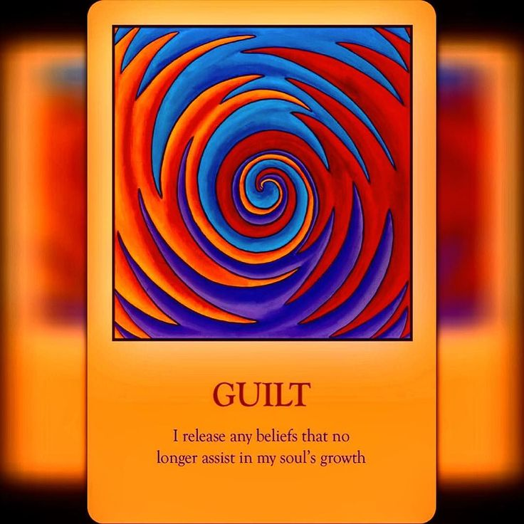 No one is perfect. Everyone makes mistakes.Guilt is not always rational but if you examine it subjectivelyact on it and then release itit becomes a temporary emotion. Long held guilty feelings are never good and will create a roadblock to self love and happiness. Healthy guilt is when we know our actions have been hurtful to others and that we need to make amends. After we do so it's very important to release it and move forward. The problem arises when we hold onto guilty feelings that…