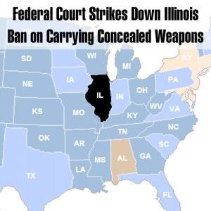 Christmas Comes Early for Illinois Concealed Carry Advocates