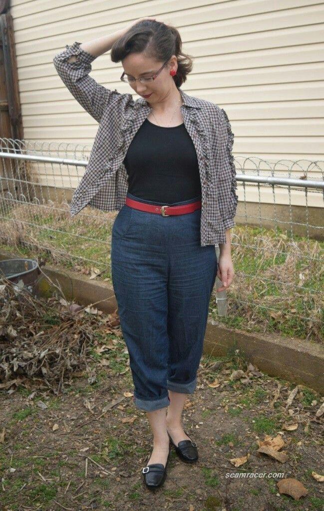 #wardrobebuilder rockabilly jeans