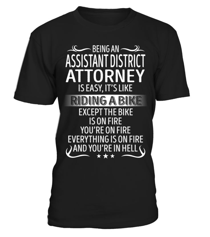 Being an Assistant District Attorney is Easy