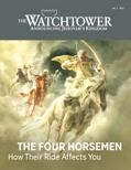 The 4 horsemen of the Apocalypse make a picture so vivid, it seems to leap from the pages of the Bible! Find out what the horses and their riders mean, and how they inspire hope.