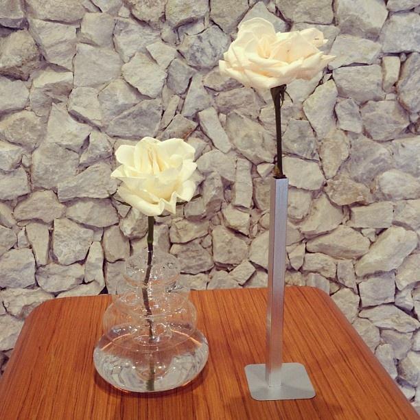 Mother's day gifting ideas... #flowers #roses #white @ Francesca Miranda