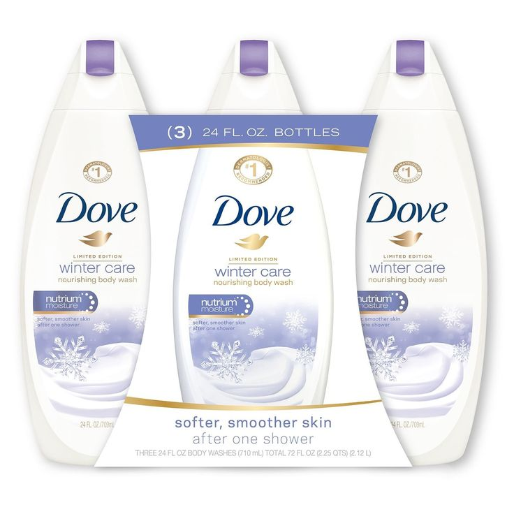 Dove winter care 24 fl oz. pack of 3 * You can find out more details at the link of the image. (This is an Amazon Affiliate link and I receive a commission for the sales)