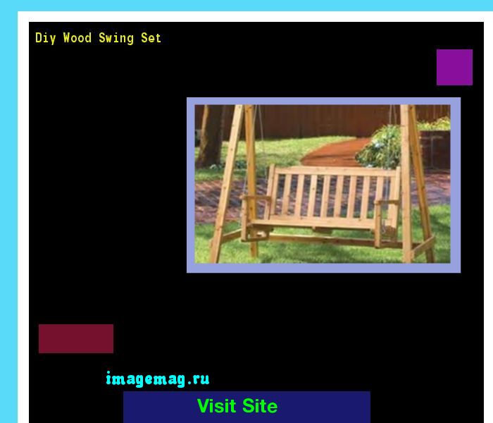 Diy Wood Swing Set 214705 - The Best Image Search