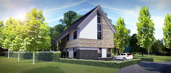 Energieneutrale woning © Building Design Architectuur