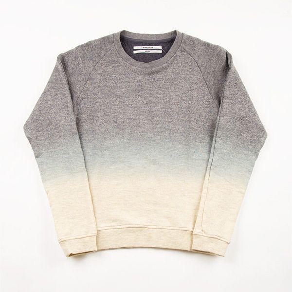 Robert Geller, Dip-Dye Sweatshirt