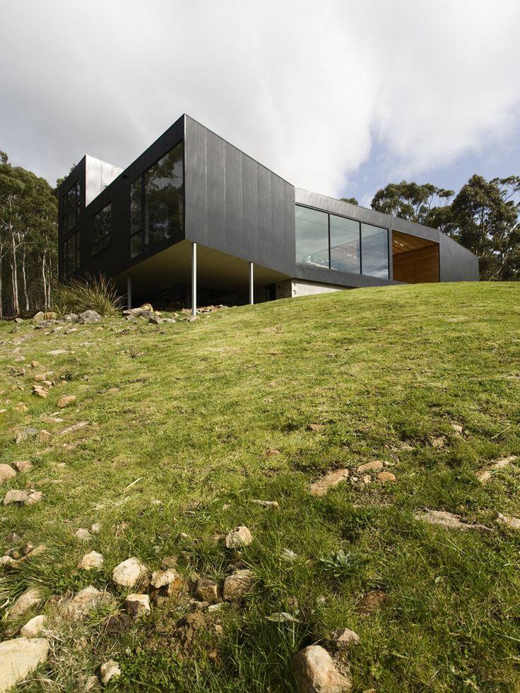 Allens Rivulet House / Room11 – nowoczesna STODOŁA | wnętrza & DESIGN | projekty DOMÓW | dom STODOŁA