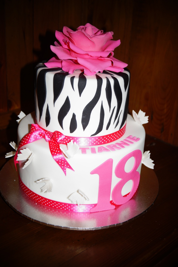 17 best images about cake on pinterest birthdays for 18th birthday cake decoration