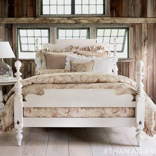 Ethan Allen  Crafting An American Bedtime Story in Vermont 1703 best Bedrooms Bedding images on Pinterest Bedroom ideas