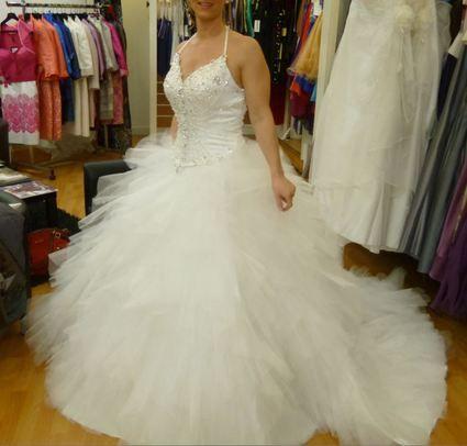 Robe de mariée KELLY STAR 2013 - T40 d'occasion