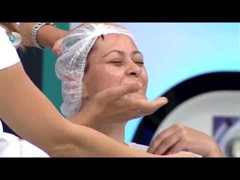 Fasulyeli peeling tarifi Şems Arslan - YouTube