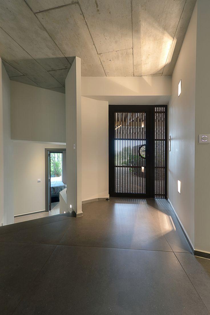 Claustra Définition dedans 10 best maison intégrée dans la nature / le tholonet / var / atelier