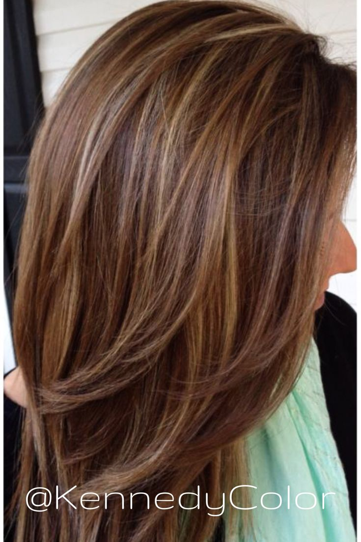 Hair Haircolor Hairstylist Brunette Beauty Salon