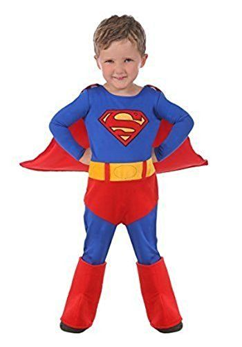 superman cuddly superhero costume child 18m2t