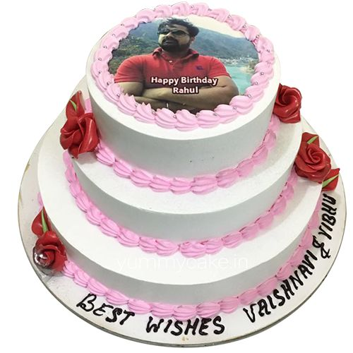 Send your loved ones a surprise photo cake online #photocakesingurgaon #birthdaycakedeliveryingurgaon #Yummycake #Photocake #cakedeliveryinfaridabad #midnightcakedeliveryinfaridabad #photocakedeliveryinfaridabad