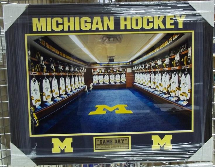 University of Michigan hockey