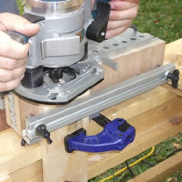 About Woodworking Guide to Dovetail Jigs: Katie Jig Dovetail Jig