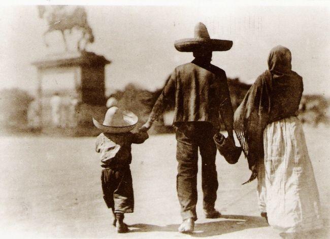 México y la época de la Revolución.