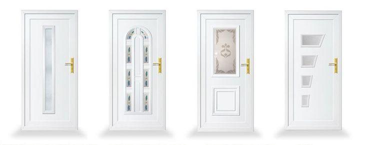 A műanyag ajtókat nagyon sokan szeretik, mert dekoratívak, könnyen tisztíthatók, és nagyon jól ellenállnak a környezeti hatásoknak.