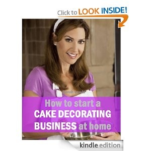 how to start a bakery busienss book