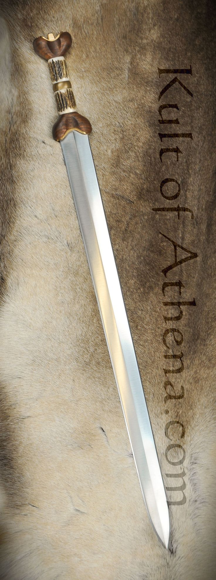 Pre-Owned Mark Morrow Celtic Sword
