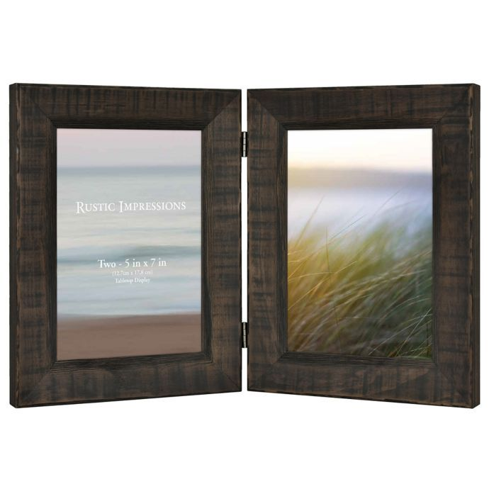 Rustic Wood 2 Photo Collage Picture Frame Collage Picture Frames Rustic Picture Frames Rustic Pictures
