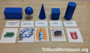 great way to incorporate 3d shapes with my class for the upcoming themes Learning About Asia: Middle East — trilliummontessori.org
