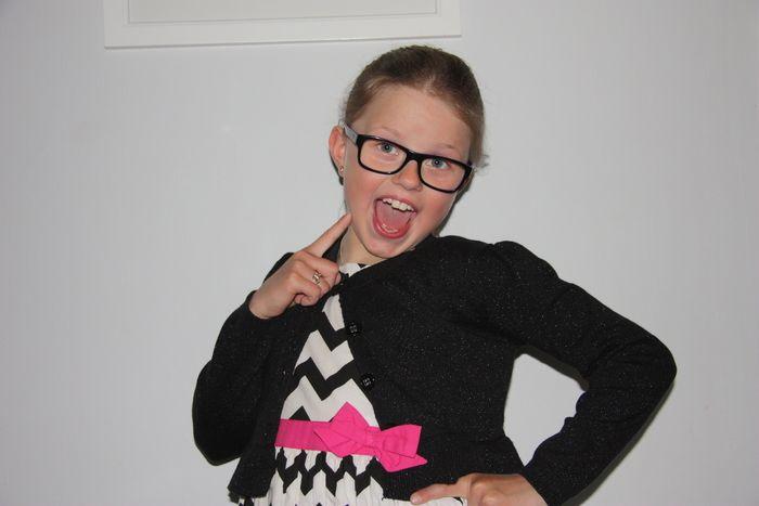 Personalia | Ingrid Amy Vestnes Lorentzen ble 9 år 8. juni | Fremover