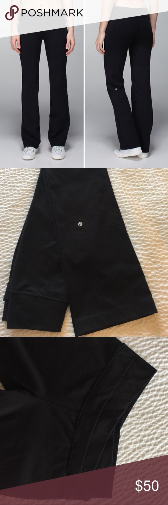 {LULULEMON} NWOT Astro Pants These are brand new with out tags, never worn. Astro waistband is flattering on all body types and very rare to find! ❤️ lululemon athletica Pants