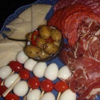 Fabulous Platter Of Tapas Recipe