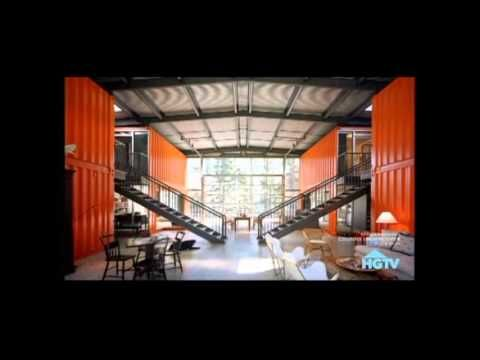 Behind the steel of Maine's first shipping container summer home | #Maine