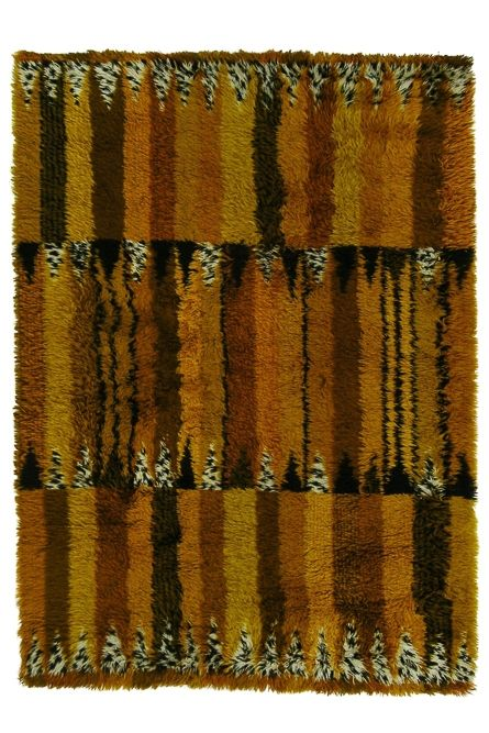 Marianne Richter Rya Pile Rug via SCANDINAVIAN MODERNISTS. Click on the image to see more!