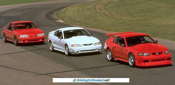 2000 Ford Mustang SVT Cobra R